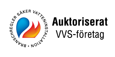Auktoriserat VVS-företag