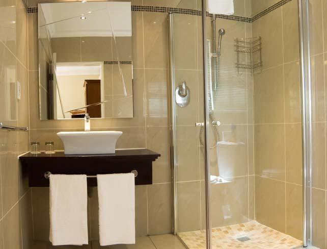 Bad & Rum. Vi tar ansvar för din badrumsrenovering.